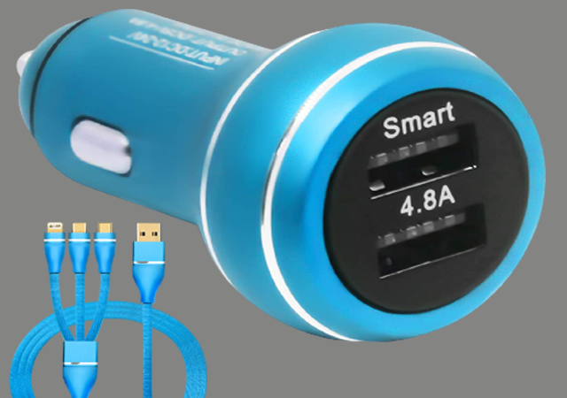 Top Best Car Mobile Chargers Under 500 India